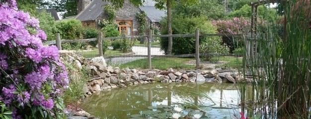 bassin-chambre-dhotes-saint-jacob-lesfougerêts-proche-rochefortenterre-redon