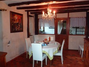 breakfast B&B Saint jacob close to Redon, la Gacilly Brittany France