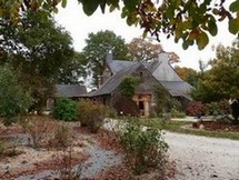 autumn sight B&B Saint Jacob close to rochefort en terre, la gacilly