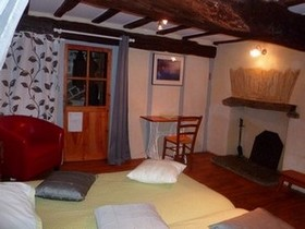 twin room B&B Saint Jacob les fougerêts proche de Redon, la Gacilly France Brittany